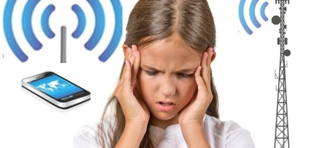 Klachten door stralingsbelasting