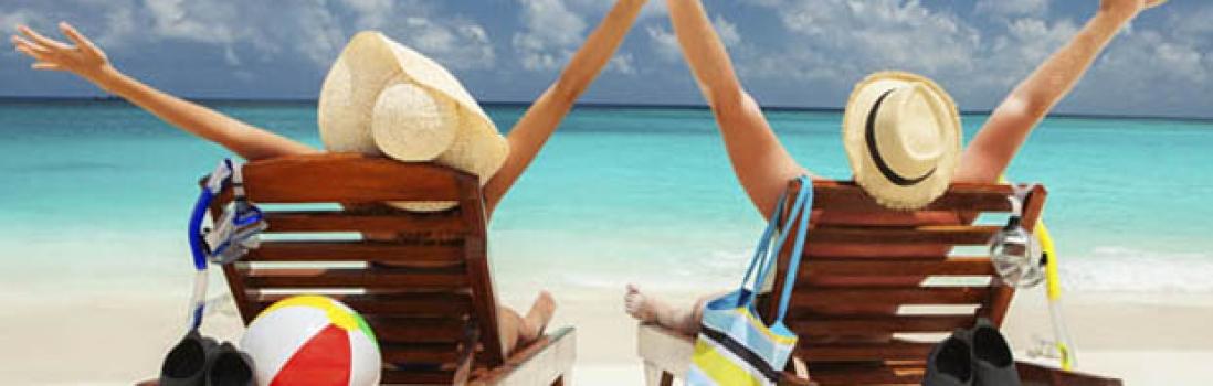 Op vakantie als HSP